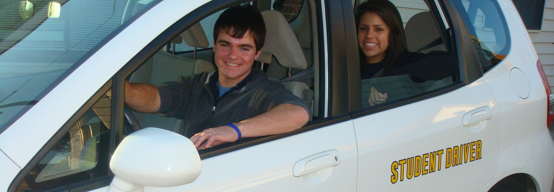 Teen Behind the Wheel Only – Advanced Driving School